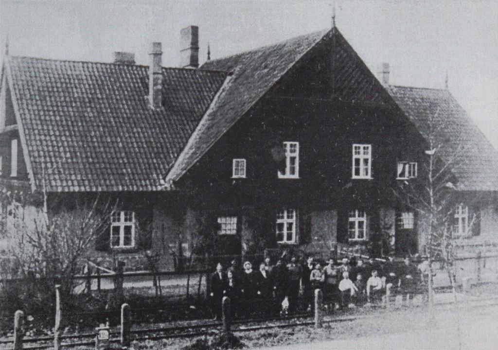 Beamtenhaus-Schwentainen-de