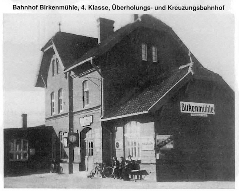 Birkenmühle-Mehlkehmen- Bf