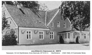 Nassawen-Oberfoersterei