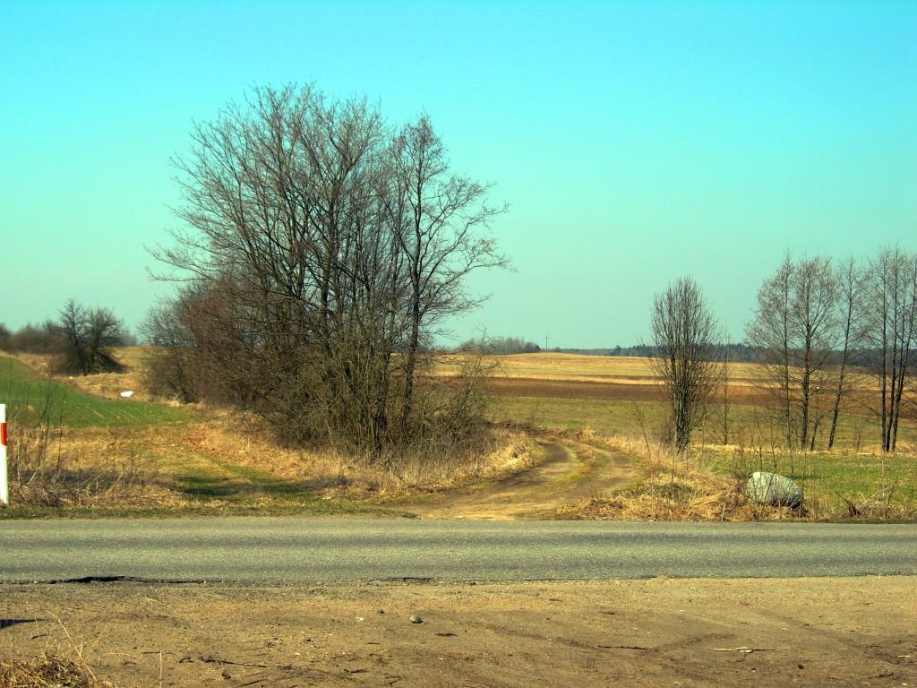 Mieruniszki-Mierunsken-Mitte-przejazd-04-04-2009